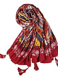 Women's New Warm Ethnic Style Scarf