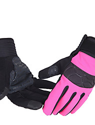 Sports Gloves Cycling Gloves Bike Full-finger Gloves Unisex Anti-skidding / Keep Warm / Quick Dry / Ultraviolet ResistantAutumn/Fall /