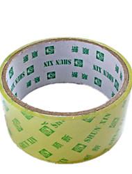 sechs transparente Dichtbänder pro Packung