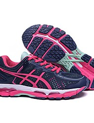 ASICS GEL-KAYANO 22 Marathon Running Shoes Women's Athletic Sport Sneakers Jogging Shoes Dark Gray/Rose Pink 36-40