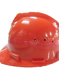 casco de seguridad de materiales abs