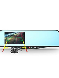 Jie Du Tachograph D630 HD 4.3 Screen Anti Glare Rearview Mirror