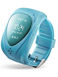 GPS RF-V22 умные детские часы изысканный браслет слежения в режиме реального времени