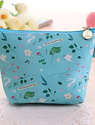 Cute Cartoon Forest Story Purse High-Grade Conveniently Cloth Key Bag Coin Bag Bag Headset