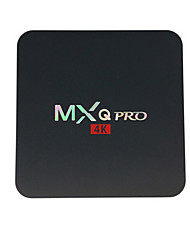 MXQ Pro Amlogic S905 Android TV Box,RAM 1GB ROM 8GB Quad Core WiFi 802.11n No