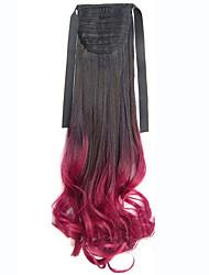 """Extensions de cheveux humains Synthétique 90 18""""24"""" Extension des cheveux"""