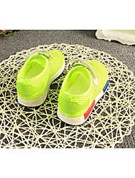 Herren-Flache Schuhe-Outddor-Gummi-Flacher Absatz-Flache Schuhe-Gelb