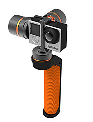 ViPro Anti-shake High-precision  Handheld Gimbal Compatible with Hero 1-4 Sports Camera