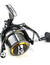 Baitcast Reels 4:7:1 11 Ball Bearings Exchangable Sea Fishing-AFL12000 Fishdrops