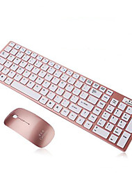 Sans Fil Bluetooth Clavier & Souris pour Windows 2000/XP/Vista/7/Mac OS / Android OS / iOS / iPad 4