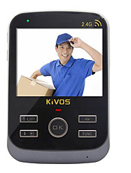 KiVOS KDB300M Video Intercom Indoor Household Intelligent Doorbell Indoor Machine 3.5 Inch TFT Screen