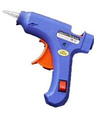 thermofusible pistolet à colle (notez petit bleu 20w 10 racine bâton de colle)