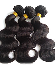 20-24'' Peruvian Virgin Hair Body Wave 3 Bundles Peruvian Human Hair Weave Bundles Soft Peruvian Body Wave