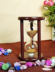 1PC Newfangled Entertainment Small Decorative Items Indoor Office Sand Clock Decorate