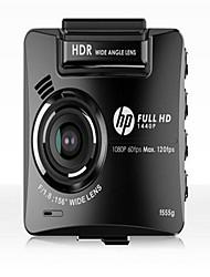 новый f555g 1440p вождения рекордер / л.с. HD ночного видения мини интеллектуальная помощь транспортного средства