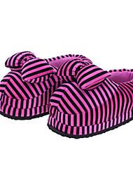 Women's Slippers & Flip-Flops Winter Comfort Cotton Casual Flat Heel Others Pink Fuchsia Coffee Others