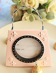 Wedding dcor mini Photo Frame Table Place card holder Bridesmaids / Bachelorette