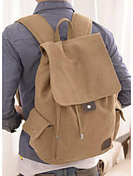 Unisex leatherette Casual Backpack