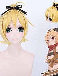 lolita cosplay sentiu traje peruca kawayi -LR de zero kara hajimeru isekai seikatsu