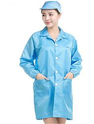 anti-estático roupas limpas macacões seguro de trabalho tamanho xl