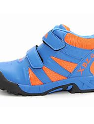 Boy's Sneakers Spring / Fall Comfort PU Athletic / Casual Flat Heel Others / Hook & Loop Blue Others / Sneaker