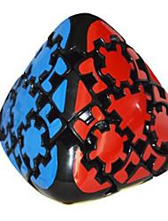 LanLan Magic Cube Pyramorphix Smooth Speed Cube Black Smooth Sticker / Anti-pop ABS Toys