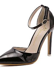 Damen-High Heels-Lässig-PUOthers-Schwarz