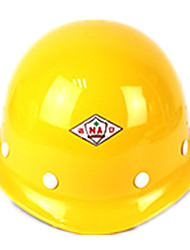 High-Strength Fiberglass Helmet (Yellow)