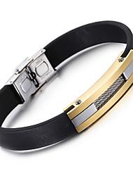 kalen® nova pulseira de couro fresco de moda de aço inoxidável 316 para homens charme pulseira acessório de moda