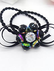 Women Gemstone & Crystal / Cubic Zirconia / Fabric HeadbandCasual