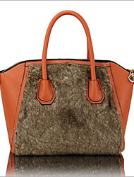 Women PU / Suede Formal / Office & Career Tote