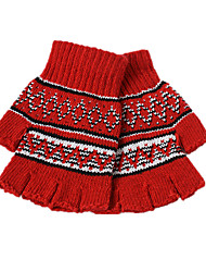 зима корейской версии вязаные перчатки (женские пары раздел относится к смешанной партии пачки трех пар)