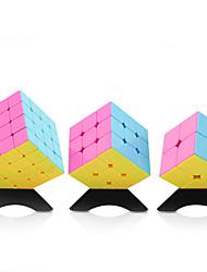 Yongjun® Гладкая Speed Cube 2*2*2 / 3*3*3 / 4*4*4 Скорость / профессиональный уровень Избавляет от стресса / Кубики-головоломки