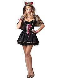Animal Costume Leopard Costume Women Carnival Costume Fantasia Cosplay Halloween Costumes For Women