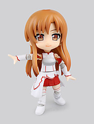 Sword Art Online Asuna Yuuki PVC 16cm Anime Action Figures Model Toys Doll Toy