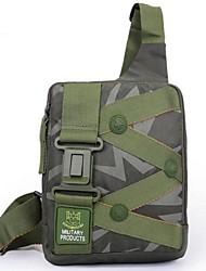 """Для мужчин Ткань """"Оксфорд"""" На каждый день / Для отдыха на природе Слинг сумки на ремне"""
