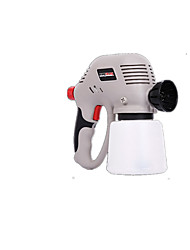 Removable High Voltage Electric Paint Gun