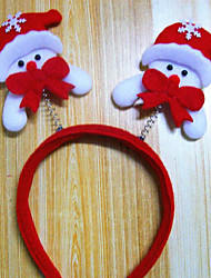 Christmas Decoration Items Christmas Light Head Band Hairpin Design Is Random