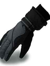 Ski Gloves Men's Activity/ Sports Gloves Keep Warm Ski & Snowboard Motorbike PU Ski Gloves Winter