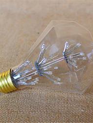 3W E26/E27 Lampadine globo LED G95 49 Capsula LED 800 lm Giallo Decorativo V 1 pezzo