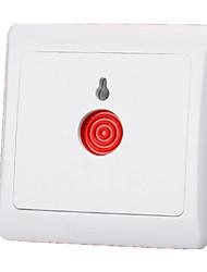 a7-jjnn entrar interruptor de controle de fogo tipo de parede