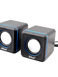 USB Perfect Stereo Sound Small Speaker Car Audio