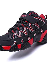 Para Meninos-Tênis-MaryJane-Rasteiro-Azul Preto e Vermelho Preto e Branco-Courino-Ar-Livre Para Esporte