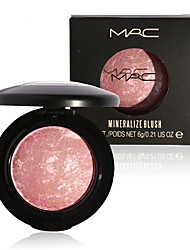 MRC 6 Colors Face Blush Powder