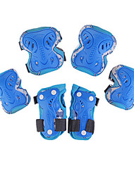 Men'S And Women'S Roller Skating Skating Gear Gear Children Covered Six Times