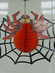 teia de aranha 1pc para Halloween ornamentos partido do traje