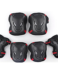 Rollerblading Protective Devices Adult Skateboarding Gear LKP Protectors Six Times