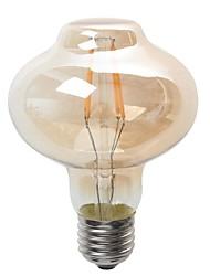 KWB 4W E26/E27 LED Globe Bulbs G80 4 COB 380 lm Warm White Decorative 220V-240V