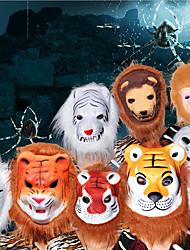 Halloween Masks / Animal Mask Lion Festival Supply For Halloween / Masquerade 1Pcs