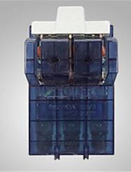 porcelana transparente inferior faca interruptor 3x100a chave faca de carga aberta